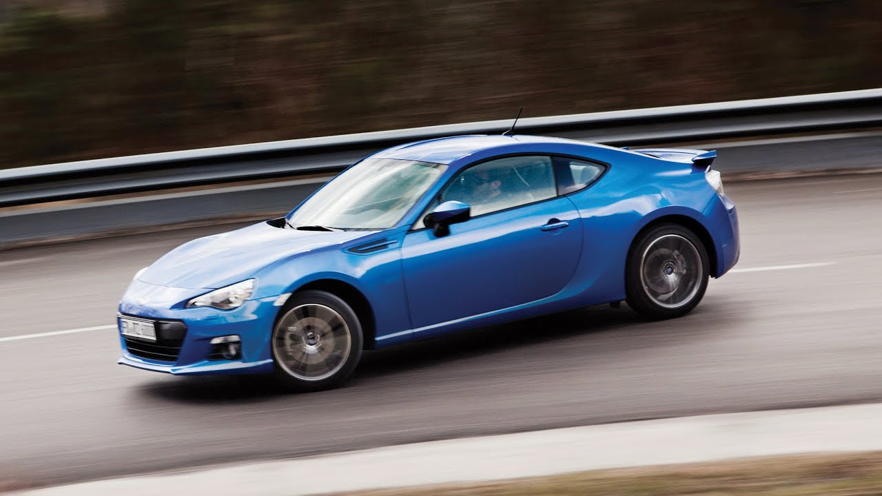 Best Affordable Sports Car: 2013 Subaru BRZ Limited   CAR And DRIVER    YouTube