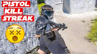 Airsoft Pistol Kill Streak! (Battle Royale)