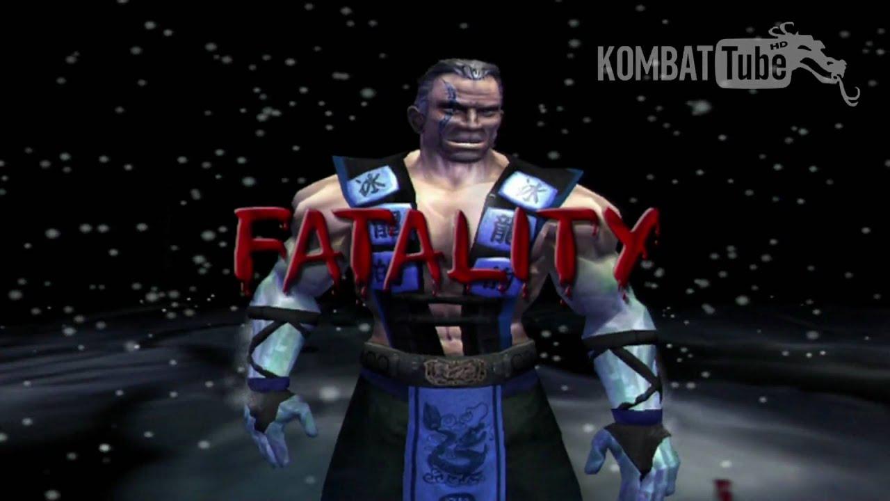 KINKER KORNER'S TOP 61 MORTAL KOMBAT FATALITIES NSFW - Page