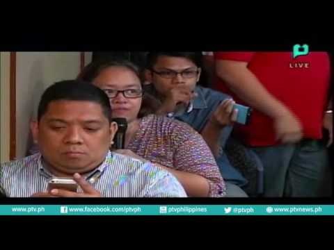 Special Coverage: First press briefing of Pres. Spokesperson, Sec. Abella at the Malacanang Palace
