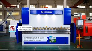 Download Cnc Press Brake Harsle Smart 63t2500 With Esa S530