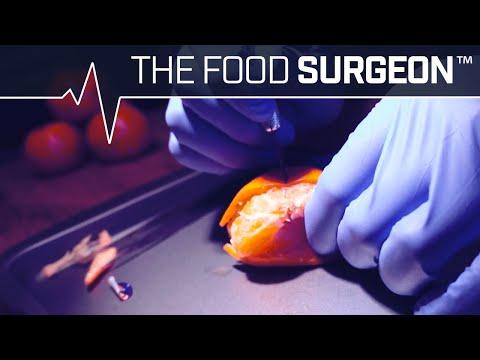Dissecting a Cutie ( Californian Mandarin Orange )