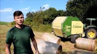 Farm Vlog #41 Mit John Deere 6410&Krone VarioPack 1800 auf Achse!