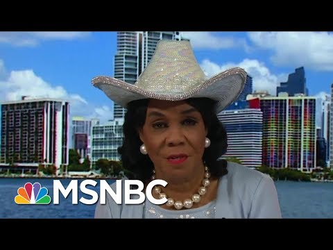 Congresswoman Frederica Wilson On Sergeant David Johnson: 'He Died As A Hero' | Morning Joe | MSNBC