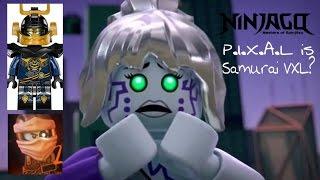 Ninjago Season 7 Hands of Time: PIXAL BECOMES SAMURAI X?!?