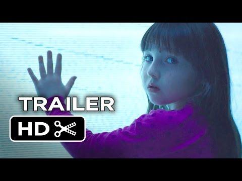 Poltergeist Official Trailer #2 (2015) - Sam Rockwell, Rosemarie DeWitt Movie HD