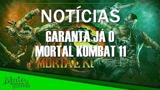 THE OUTER WORLDS sem microtransações e MORTAL KOMBAT 11 entra na pré venda