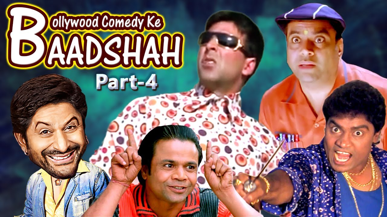 Bollywood Comedy Ke Baadshah Part 4   Best Comedy Scenes   Rajpal Yadav - Johnny Lever -Paresh Rawal