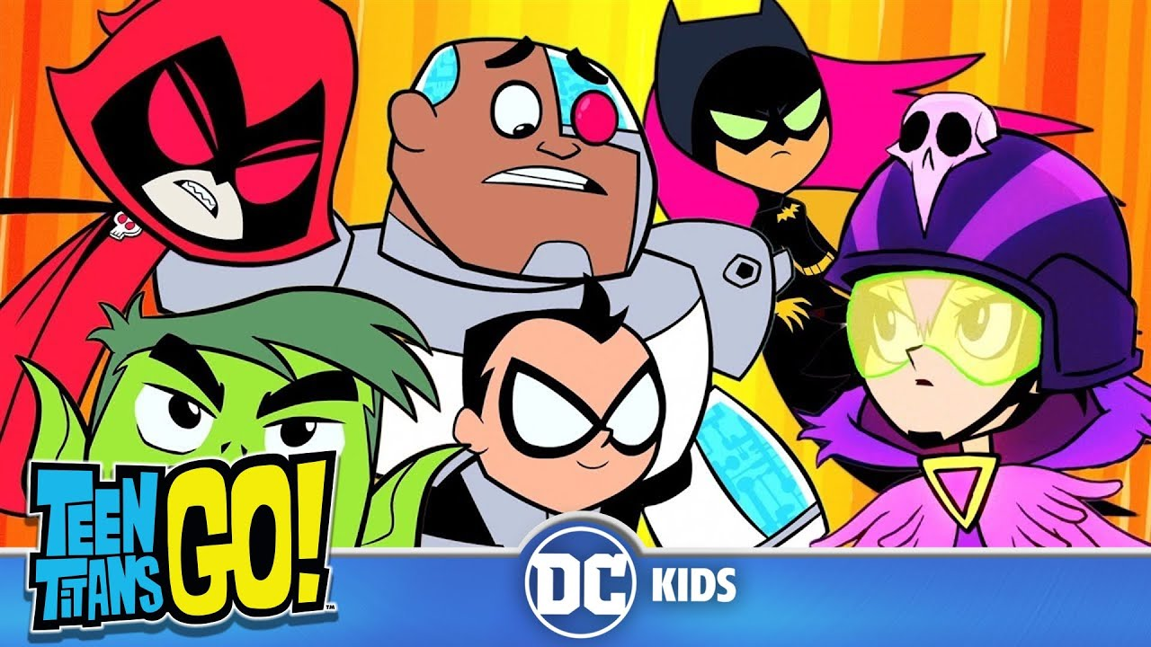Teen Titans Go  Top 10 Best Episodes  Dc Kids - Youtube-8507