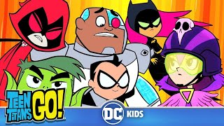 Top 10 Best Episodes | Teen Titans Go! | DC Kids