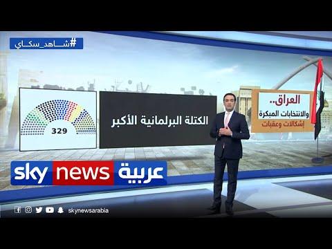 الانتخابات المبكرة في العراق... إجراءات مطلوبة ومعوقات عدة | غرفة الأخبار  - 23:56-2020 / 8 / 3