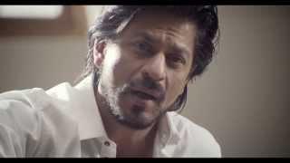 Shahrukh Khan's inspiring message for a bright future