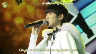【KiwiAloe】【Vietsub+Kara/Official】Vương Nguyên - My Sunshine LIVE (151108 Roy