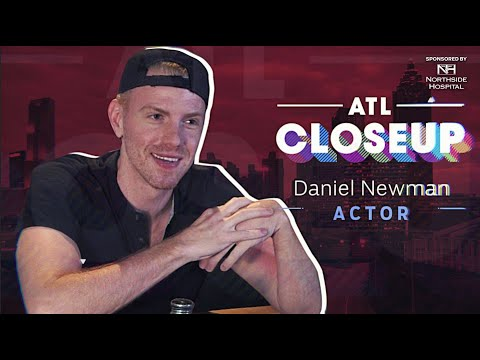 ATL Closeup | 'The Walking Dead' actor Daniel Newman explains why Atlanta is the perfect place for w