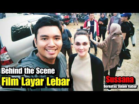 Di Balik Film Layar Lebar SUSANNA Bernafas Dalam Kubur (Scene Gw)