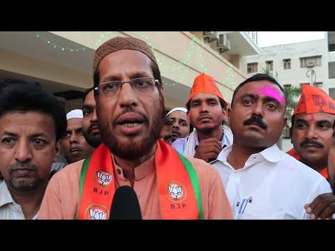 Varanasi Muslim's reactions on Modi, Mulayam & Mayawati? Shocking.