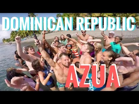 DOMINICAN REPUBLIC  | #OneNationOneDay | AZUA | Dominic Russo |  Tulsa Team |