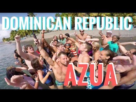 DOMINICAN REPUBLIC   OneNationOneDay  AZUA  Dominic Russo   Tulsa Team