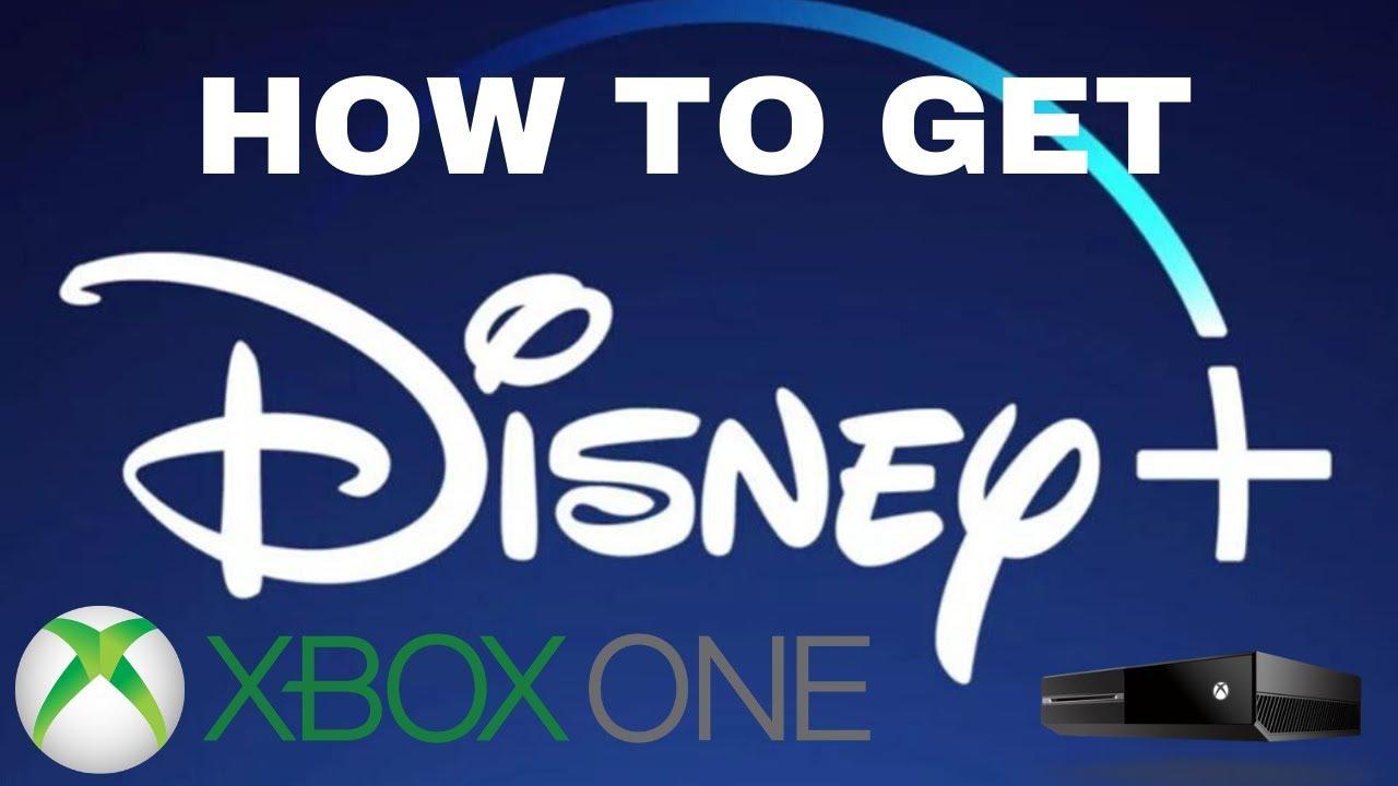 Disney Plus Xbox 360