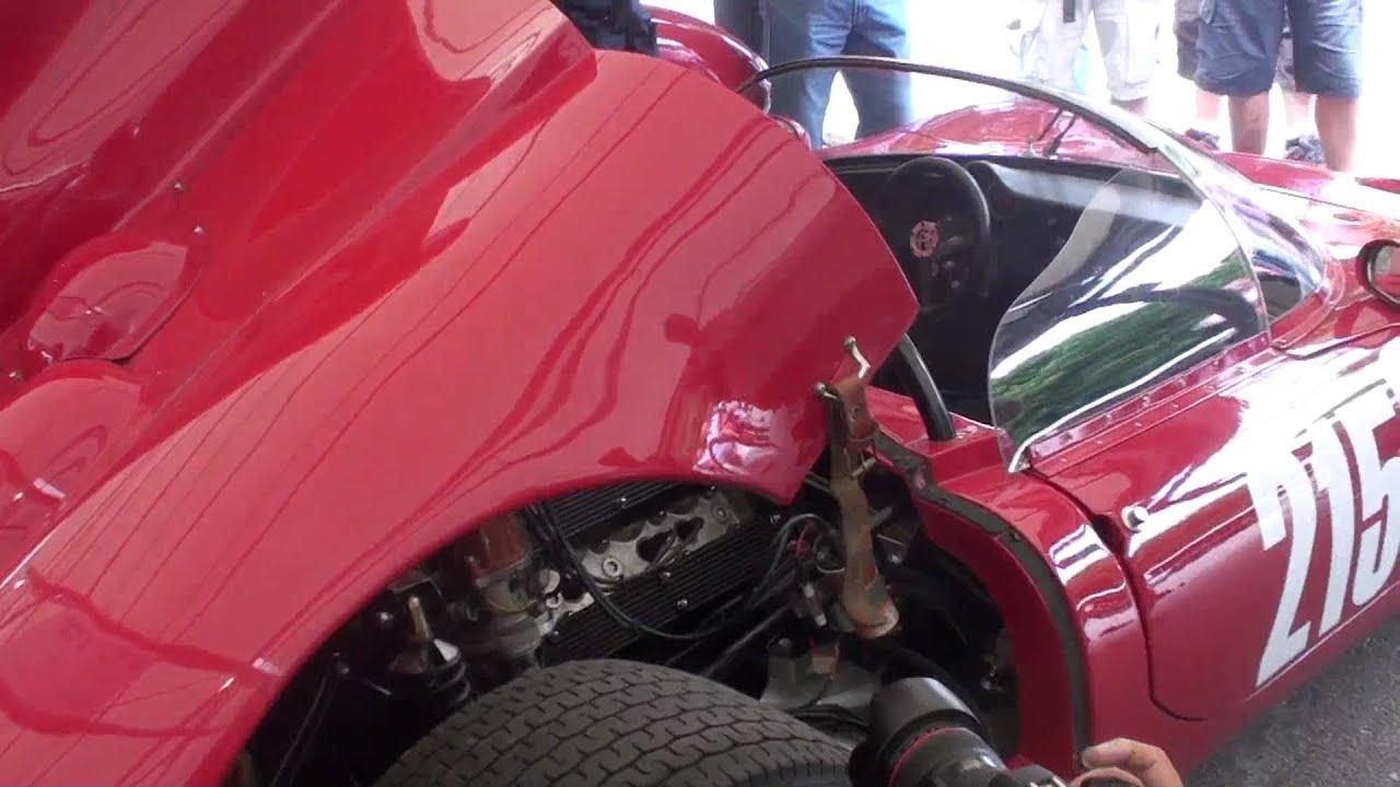 1966 Alfa Romeo Tipo 33 Periscopica Goodwood Festival Of Speed