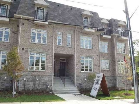 Toronto luxury townhomes for sale real estate in north for Luxury townhomes for sale
