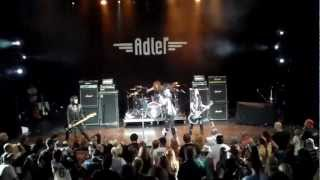 Adler - The One That You Hated (Live)