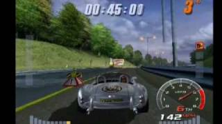 Gumball 3000 Playstation Game
