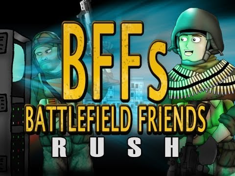 Battlefield Friends Rush - S2 Ep2