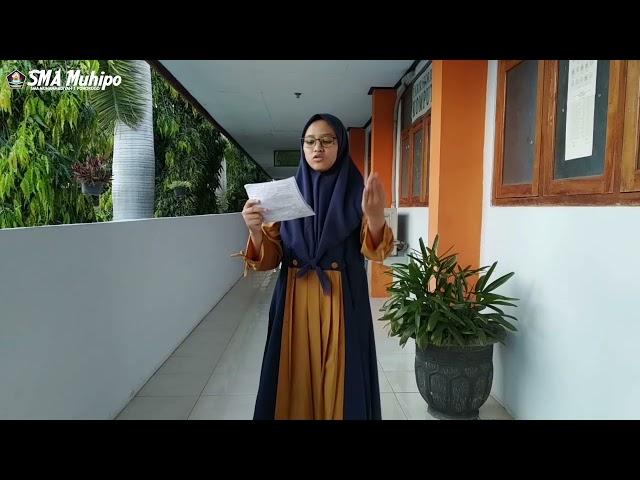 PARADE DAKWAH | AISYAH PUTRI PERTIWI | XI IPS 1 | SMA MUHAMMADIYAH 1 PONOROGO