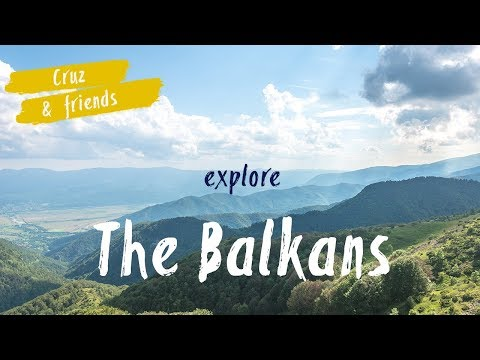 Interrail Trip | The Balkans for Beginners