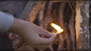 How to Light a Fire | Camp Craft Episode 25 | MSC Get Outdoors Series