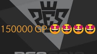 Trick to get 150000 GP in PES 2018 Mobile