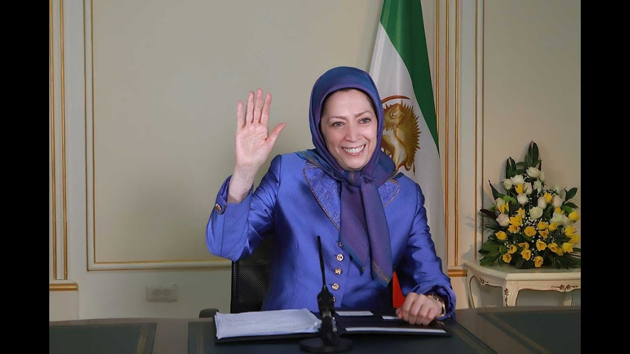 Maryam Rajavi's message to the Nowruz gathering at the French National Assembly