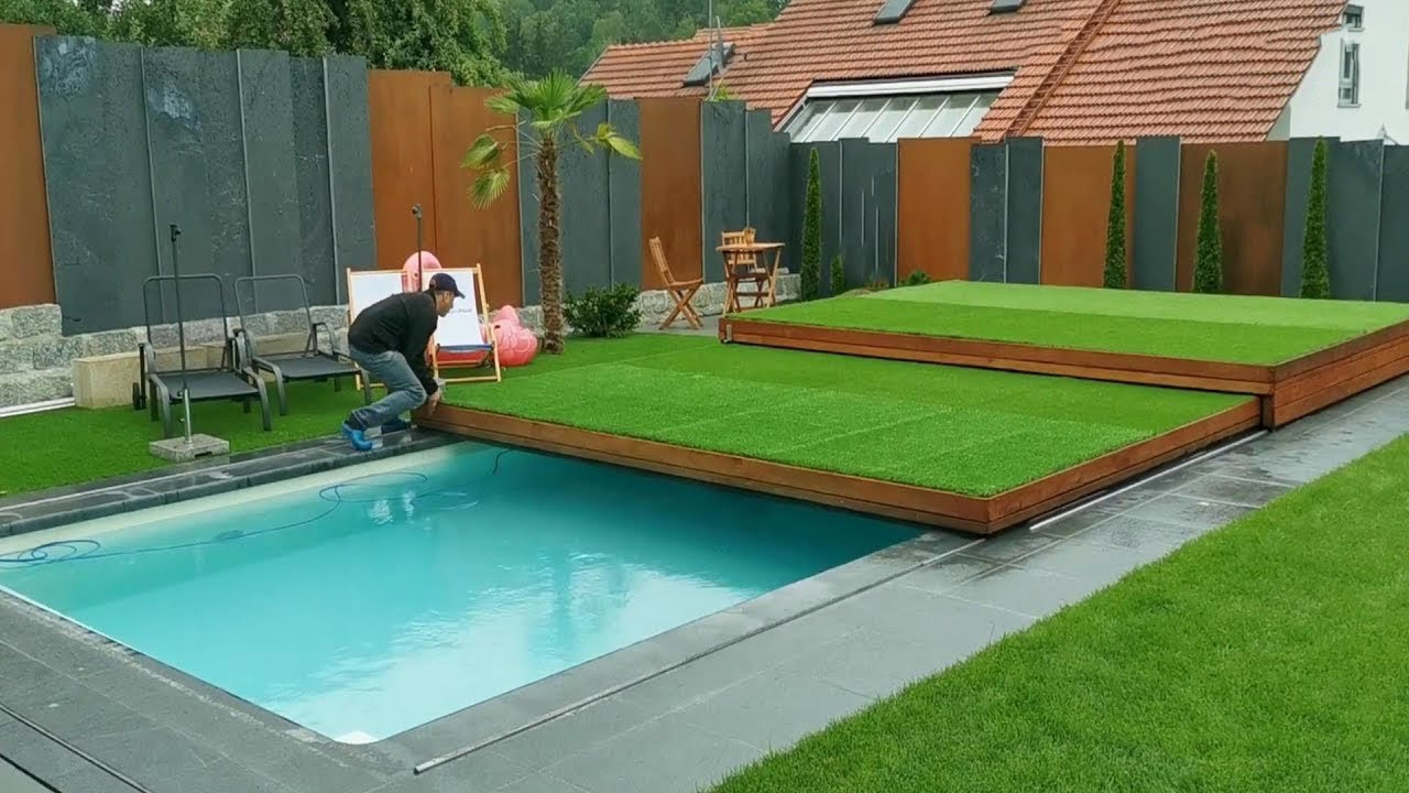 Amazing Swimming Pool Inventions For Modern Homes  Smart Swimming ...