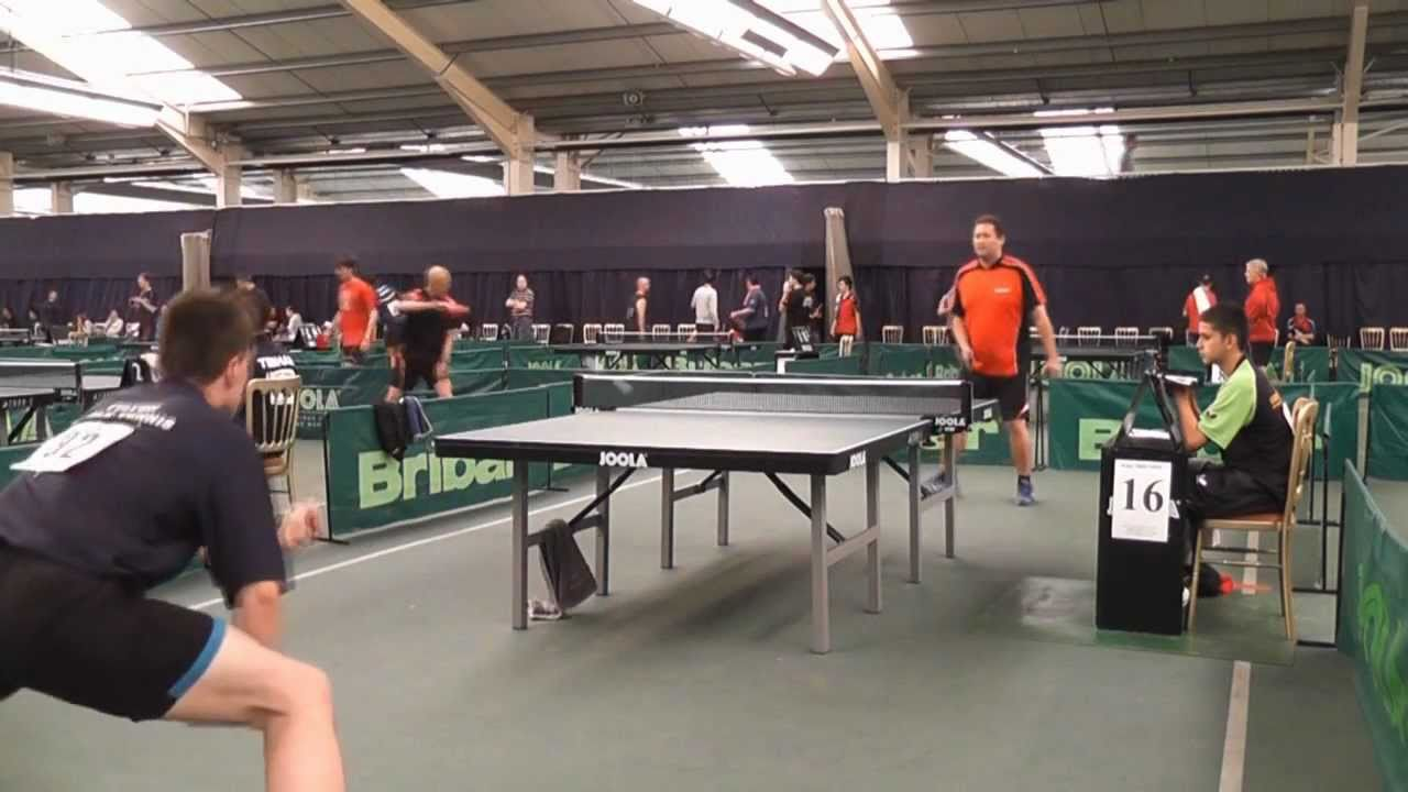 London Open Day 1 Table Tennis