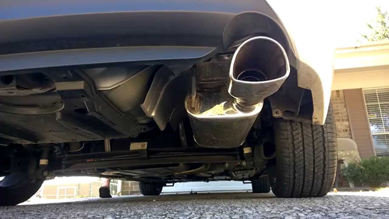 2014 S Plus Corolla With Trd Exhaust Youtube