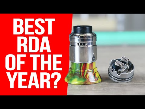 BEST RDA OF THE YEAR?