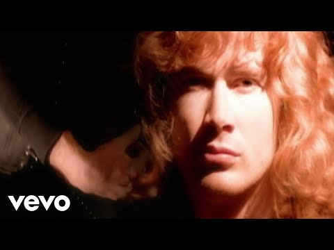Megadeth - A Tout Le Monde (Official Music Video)
