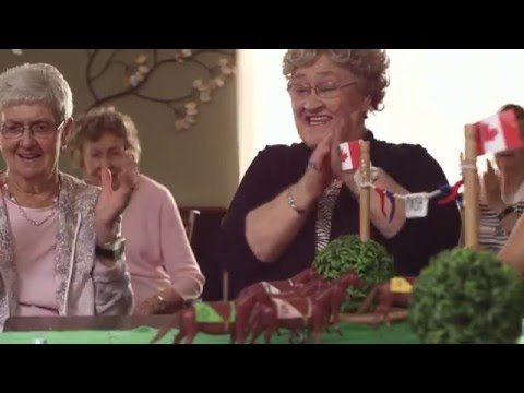The Best Days - Seasons Retirement Communities - Commercial