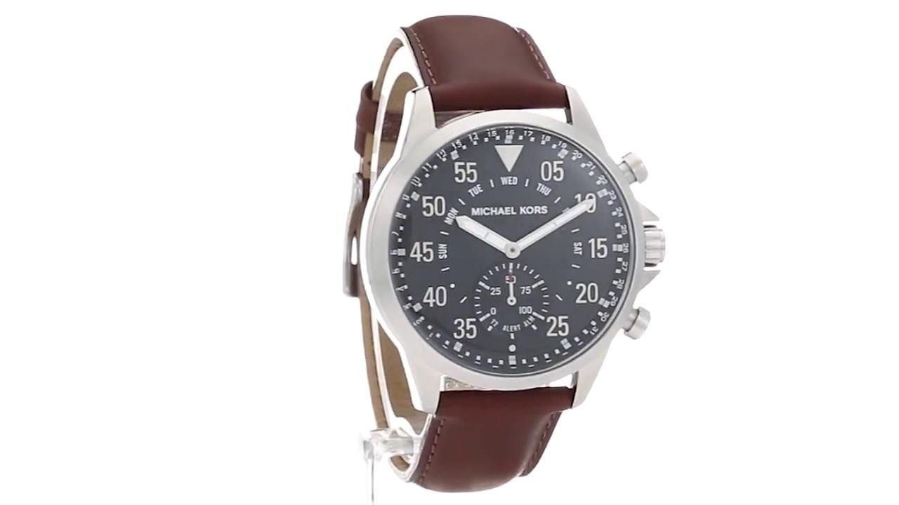2fc02c132ee7 Michael Kors Access Gage Hybrid Smartwatch - MKT4001 SKU 8851358 ...