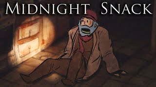 """Midnight Snack"" Animated Short | David Romero"