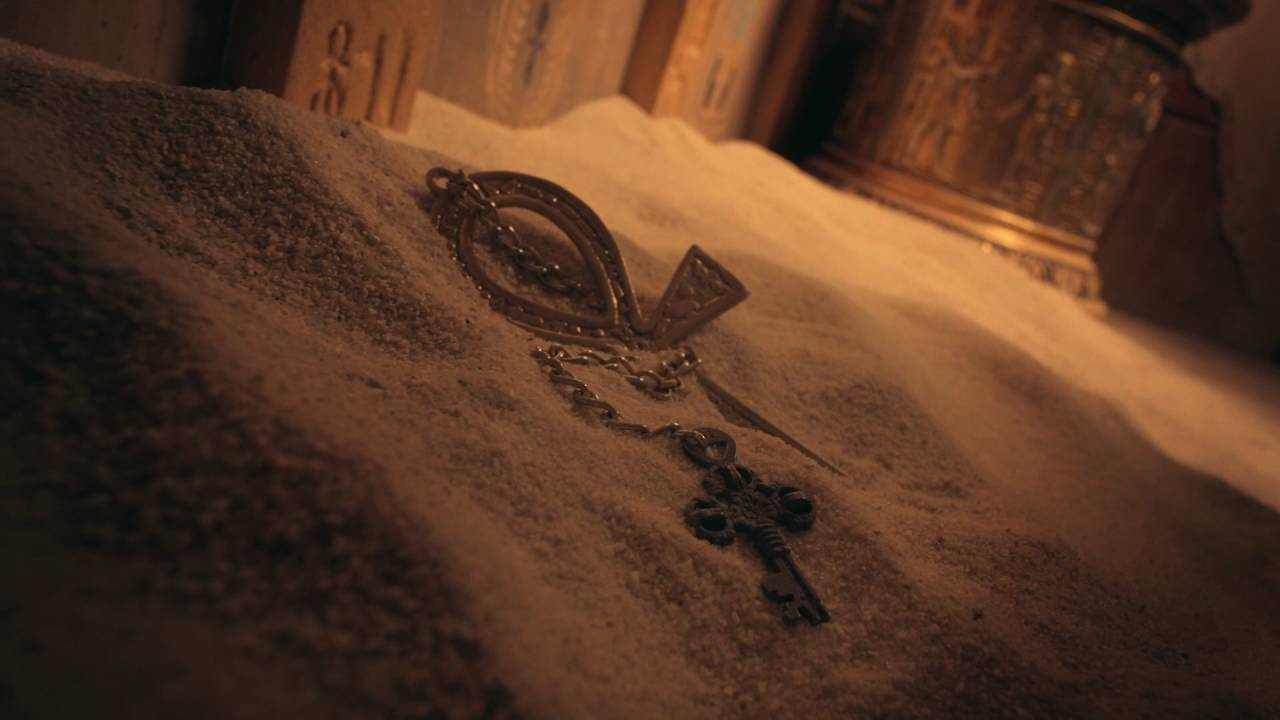 Tomb Of Anubis Youtube