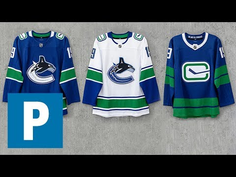 sports shoes 2a8c5 fe166 New Canucks jerseys embrace past, present — and, mostly ...