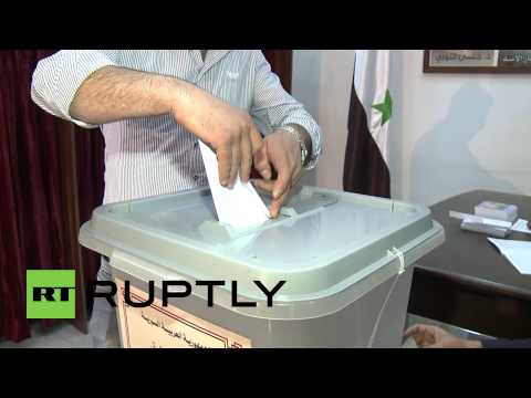 Syria: Assad clear favourite as elections kick-off in Damascus