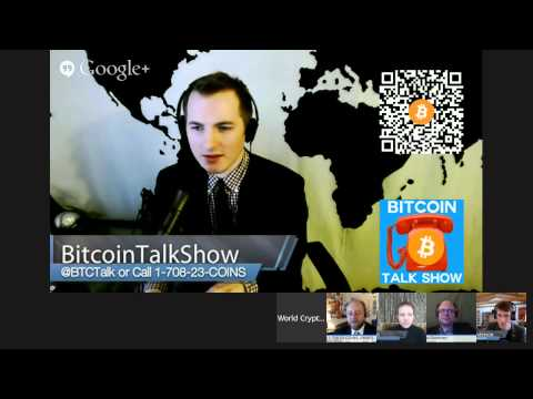 Bitcoin Talk Show #41 (Live) - Call 1-708-23-COINS (26467) or Skype BitcoinTalkShow