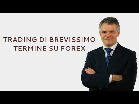 Trading di brevissimo termine su FX