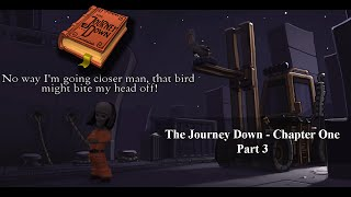 The Journey Down - Chapter One (Windows, Mac, Linux, iOS) Playthrough Part 3