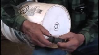 Five gallon bucket drip kit