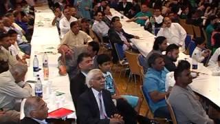 Pakistan Association Taqreeb, 2015 Frankfurt Rep.: Shabbir A. Khokhar