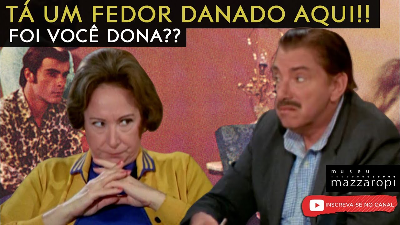 Cenas Mazzaropi - Tá com a mão amarela? (1970)